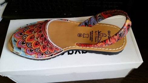 65f123cdb +Испанская обувь _ Абаркасы и не только-4. Женская обувь, Обувь